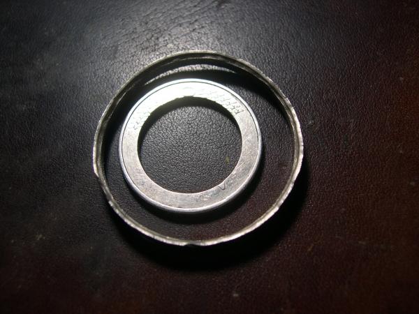 Кольцо из монеты!!!!!!!!!!! (Фото 2)