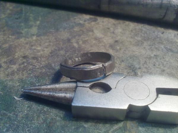 Кольцо из монеты!!!!!!!!!!! (Фото 10)
