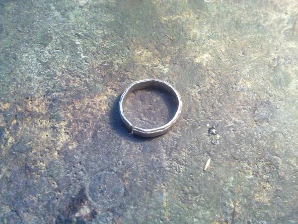 Кольцо из монеты!!!!!!!!!!! (Фото 9)