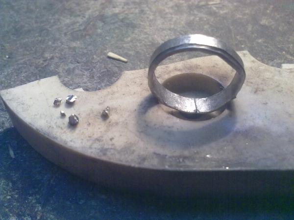 Кольцо из монеты!!!!!!!!!!! (Фото 15)