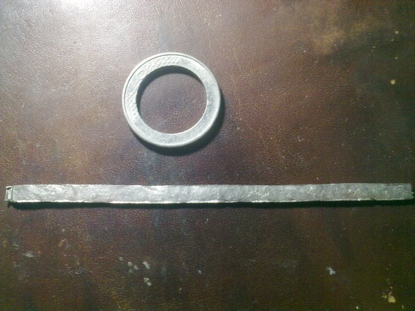 Кольцо из монеты!!!!!!!!!!! (Фото 3)
