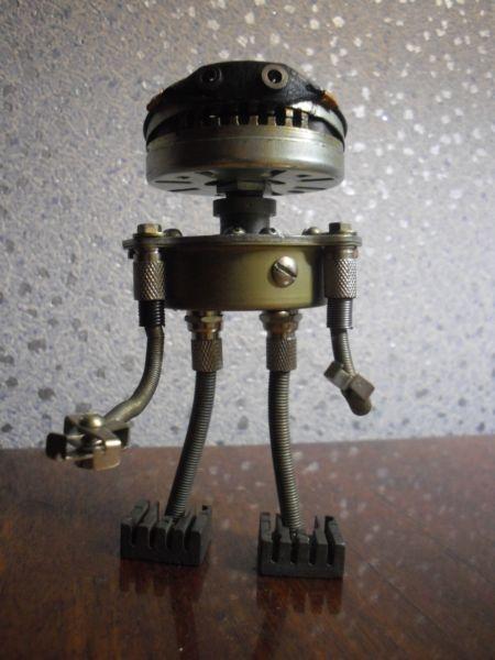 Робот по имени Механий)) (Фото 3)