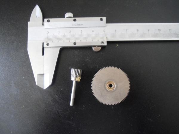 Как изготовить зубчатую рейку (варварский метод) (Фото 2)