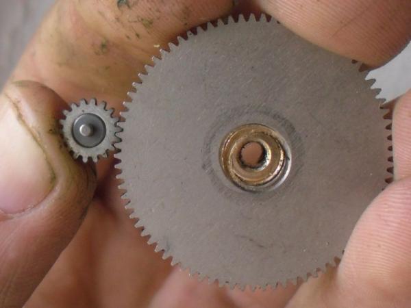 Как изготовить зубчатую рейку (варварский метод) (Фото 3)