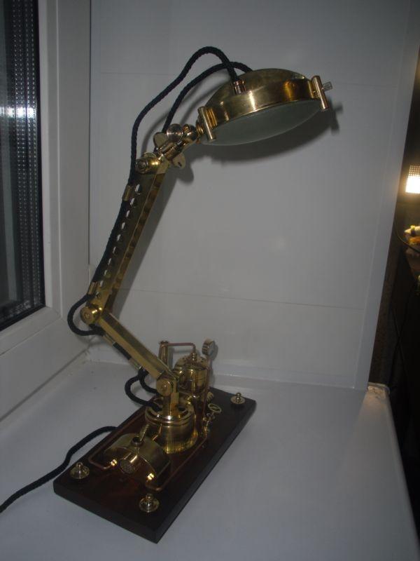 """Лампа """"Паролюкс"""" (Фото 41)"""