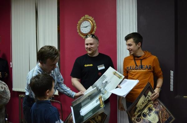 """Фото- отчёт с презентации """"Victorium"""" в Нижнем Новгороде"""