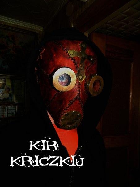 Наконец закончена моя первая маска)))УУУУУиии (Фото 2)