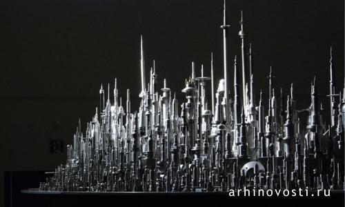 Металлические города Эноки Чу (Chu Enoki) (Фото 9)