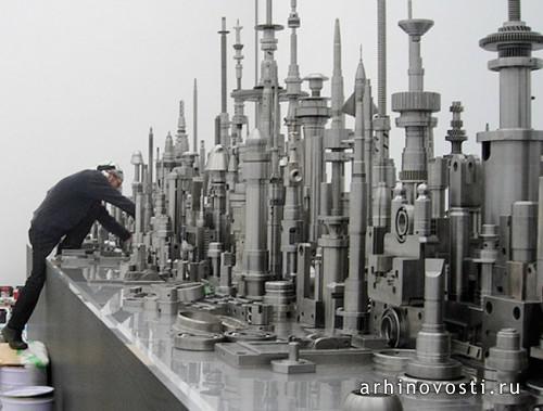 Металлические города Эноки Чу (Chu Enoki) (Фото 8)