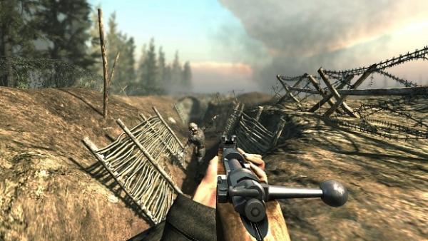 Verdun - игра про Первую Мировую войну (Фото 5)