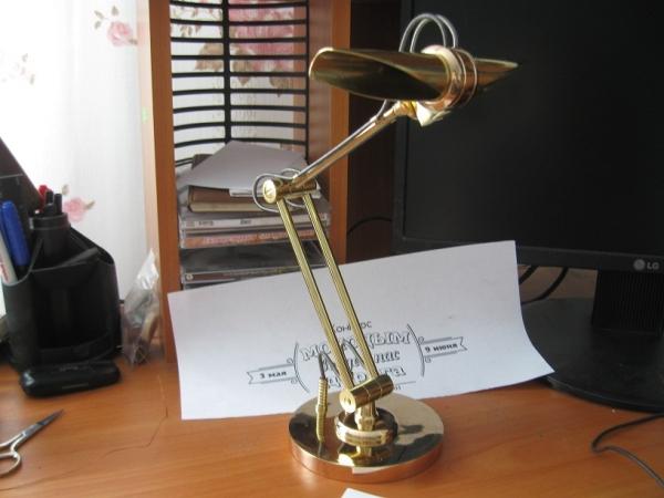 Лампа DoLLi.