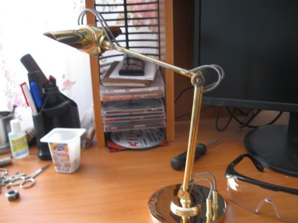 Лампа DoLLi. (Фото 37)