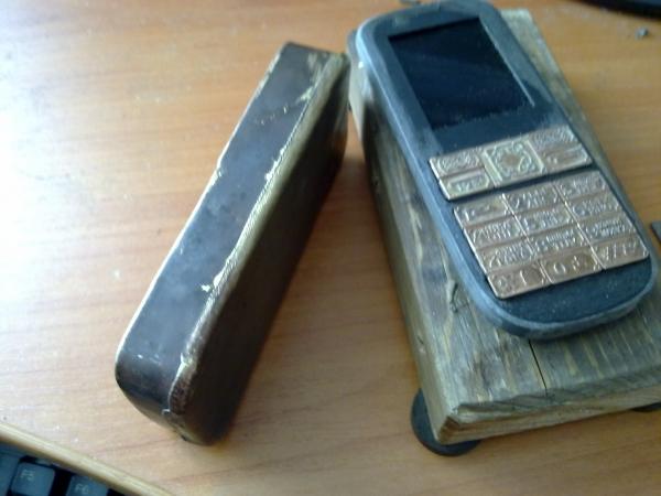 Китайская трёх симочная звонилка из 19 века. (Фото 17)
