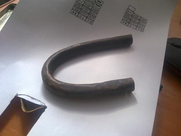 Китайская трёх симочная звонилка из 19 века. (Фото 5)
