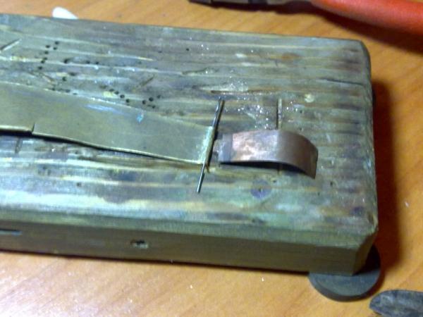 Китайская трёх симочная звонилка из 19 века. (Фото 48)