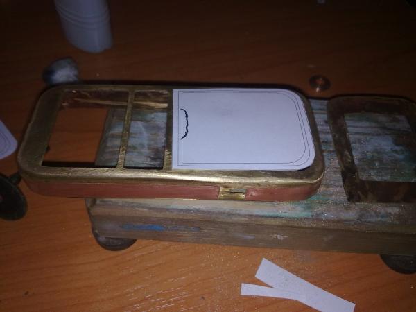 Китайская трёх симочная звонилка из 19 века. (Фото 26)