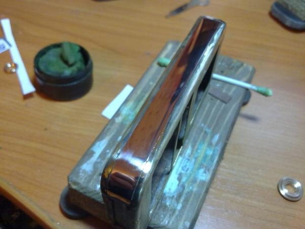 Китайская трёх симочная звонилка из 19 века. (Фото 45)