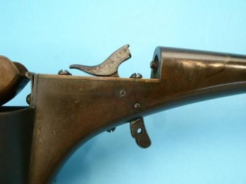 """Викторианская эпоха. Бесствольные револьверы, замаскированные под кольцо-печатку (и прочие комбинированные """"стволы"""") (Фото 23)"""