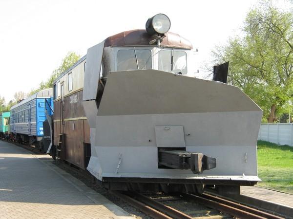 Белорусский стимпанк - Музей паровозов (Фото 66)