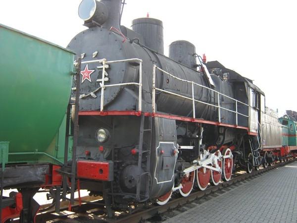 Белорусский стимпанк - Музей паровозов (Фото 30)