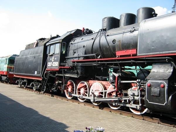 Белорусский стимпанк - Музей паровозов (Фото 12)