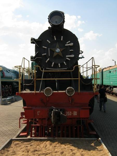 Белорусский стимпанк - Музей паровозов (Фото 17)