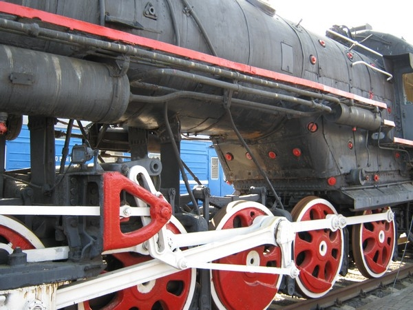 Белорусский стимпанк - Музей паровозов (Фото 37)