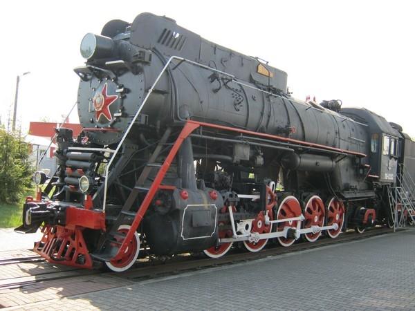 Белорусский стимпанк - Музей паровозов (Фото 8)