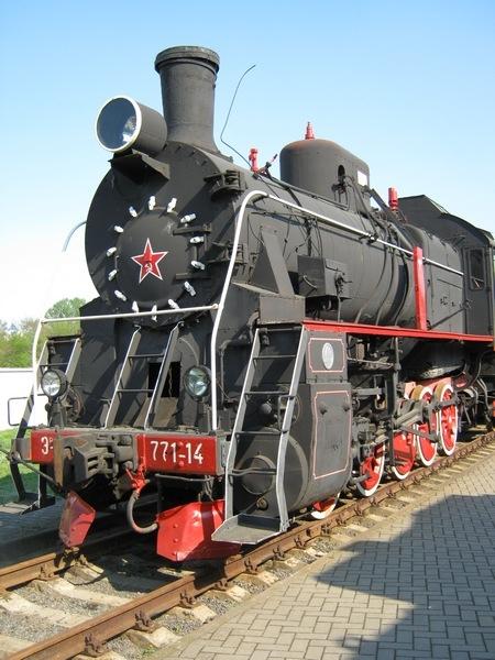 Белорусский стимпанк - Музей паровозов (Фото 56)