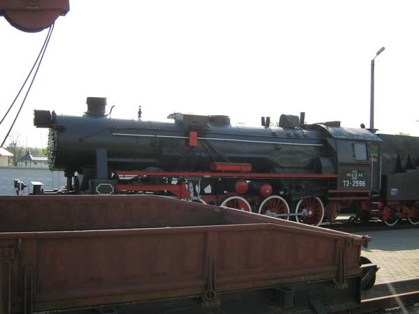 Белорусский стимпанк - Музей паровозов (Фото 44)