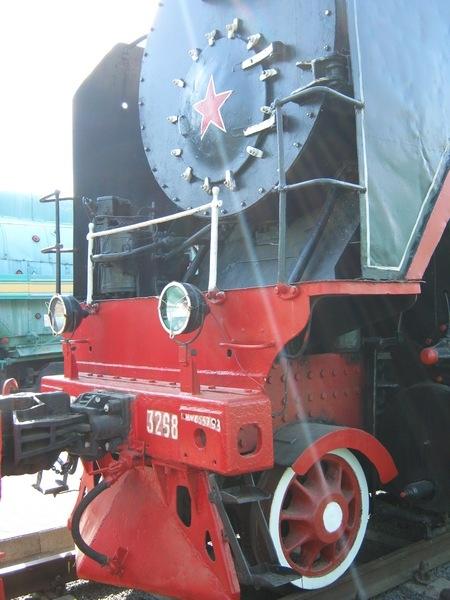 Белорусский стимпанк - Музей паровозов (Фото 20)