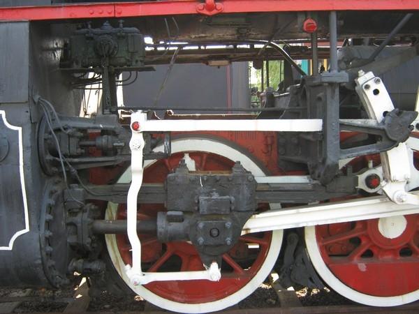 Белорусский стимпанк - Музей паровозов (Фото 31)