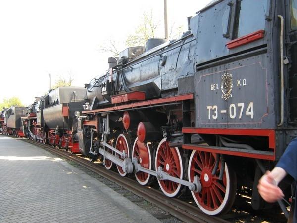 Белорусский стимпанк - Музей паровозов (Фото 60)