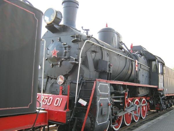 Белорусский стимпанк - Музей паровозов (Фото 3)