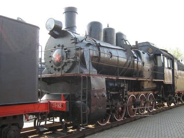 Белорусский стимпанк - Музей паровозов (Фото 50)