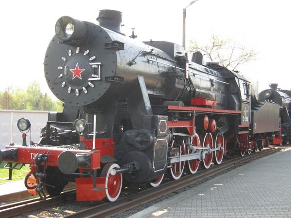 Белорусский стимпанк - Музей паровозов (Фото 67)