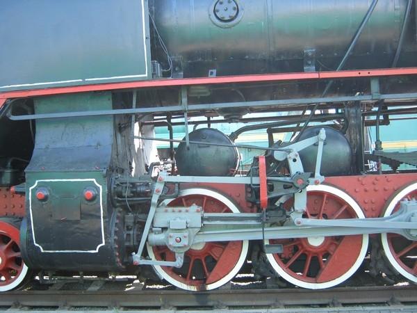 Белорусский стимпанк - Музей паровозов (Фото 21)