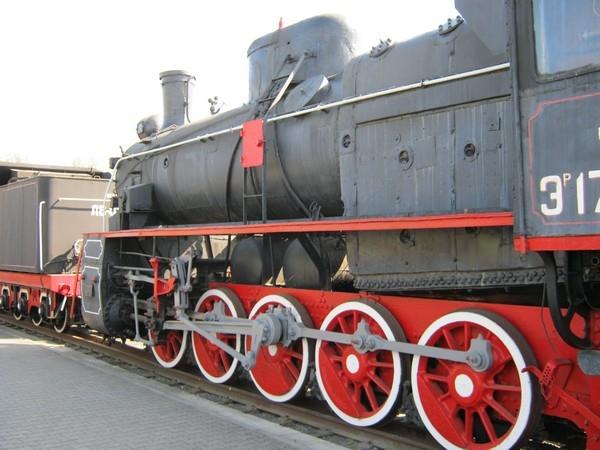 Белорусский стимпанк - Музей паровозов (Фото 2)