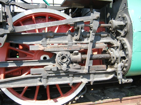 Белорусский стимпанк - Музей паровозов (Фото 14)