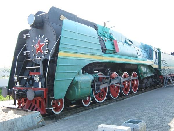 Белорусский стимпанк - Музей паровозов (Фото 13)