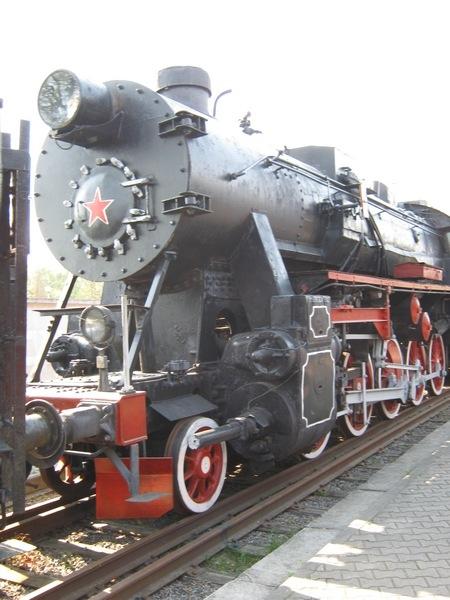 Белорусский стимпанк - Музей паровозов (Фото 63)