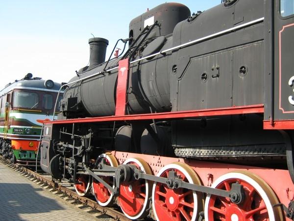 Белорусский стимпанк - Музей паровозов (Фото 53)