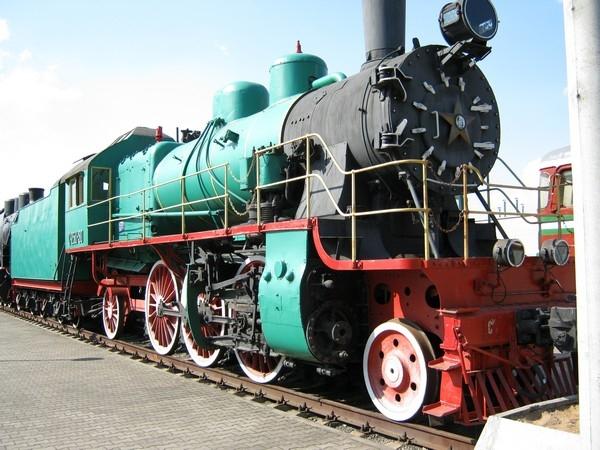 Белорусский стимпанк - Музей паровозов (Фото 15)