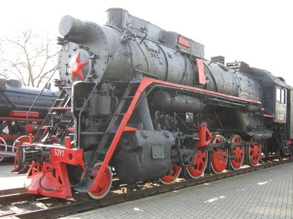 Белорусский стимпанк - Музей паровозов (Фото 48)