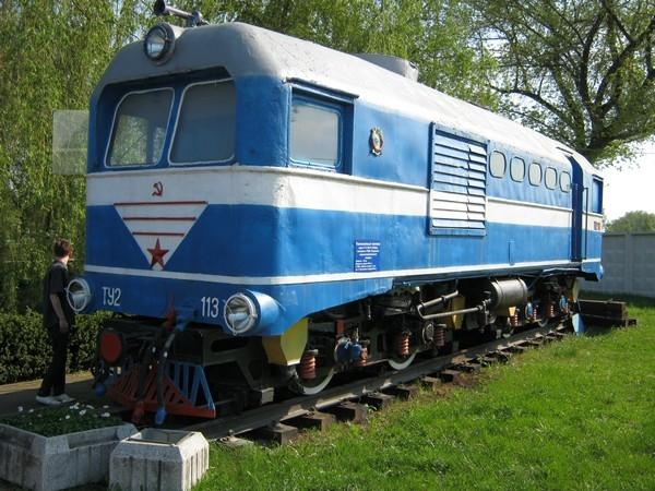 Белорусский стимпанк - Музей паровозов (Фото 68)