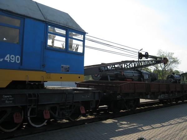 Белорусский стимпанк - Музей паровозов (Фото 41)