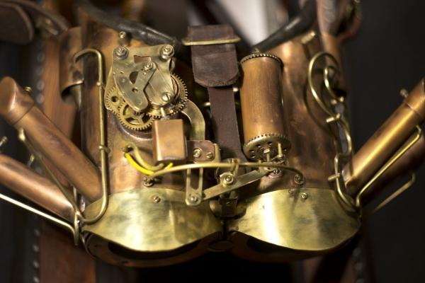 Гогглы Наводчика военного дирижабля (40 000р. торг) (Фото 7)