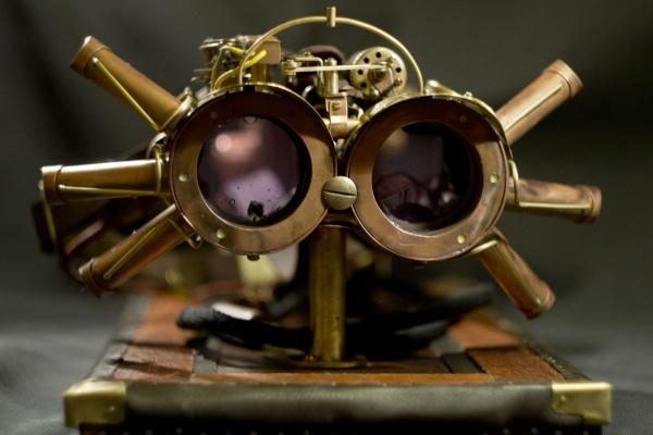 Гогглы Наводчика военного дирижабля (40 000р. торг) (Фото 5)