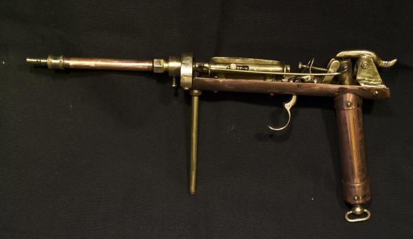 Steam Gun №1 (переделывается) (Фото 4)