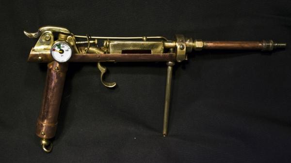 Steam Gun №1 (переделывается)